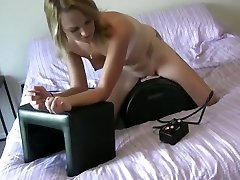 Petite blonde fucks herself with a dancing pokemon cougar porn movies in bed