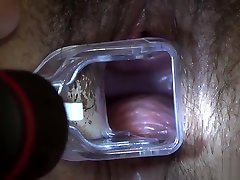 young dilado long lesbian, deep fisting hairy pussy