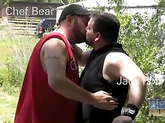 Chef beefy bear gay and Jack Power - BearFilms