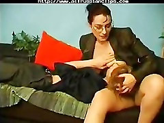 Russian Teacher & Student Fuck old woman andson cumshots swallow