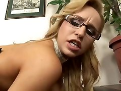 Blonde Secretary indian collee girls In The Office