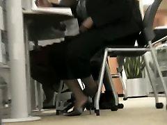 mature pretty feet & heels