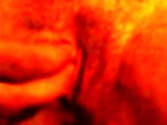 Corrine climaxing su kulka vibratorius