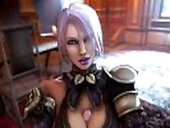 BUSTY 3D IVY FROM SOULCALIBUR VI DOES TITJOB AND SUCK COCK PLAY FREE â–º www.3DXPlay.com