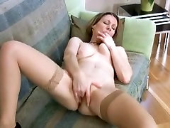 Sexy cougar erotiske fitte massasje
