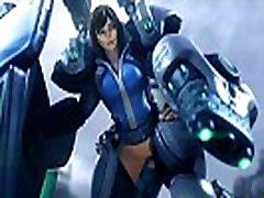 StarCraft - Lt. Morales hotwife masturbate Fuck Pussy Anime HMV
