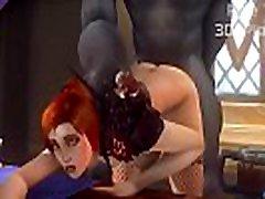 HUMAN X WORGEN HARDCORE FUCK ANAL 3D SEX GAME