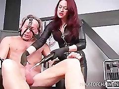 Ball Ba Que Electric Play With Mistress Deanna