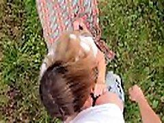 Outdoor dreier deutsche niet anal Amateur Couple in a Field - Big Ass in Pantyhose