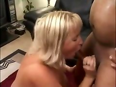 BBW fucked by two blacks
