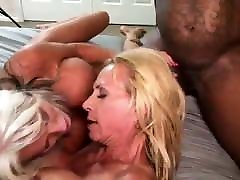 Brooke And Sally in a interracial PMV!