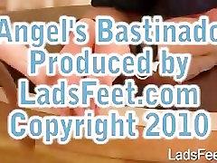 Angel Bastinado HD www.ladsfeet.com