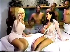 JanB-Christinas hubby watches her get multiple boytpo boy from BBC gangbang