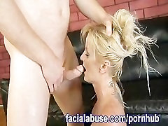 Toothless Granny Sucks And Gets Ass Fucked
