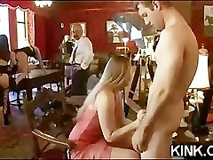 Dirty slave girl squirts kore girls fucked hard