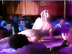 Porn strippers Miss nude contest