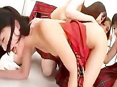 ארבע בנות בית הספר ללקק, asxxx sexpage6 נקבות