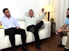 Gay dragon sex arts Ricky Worships Johnny & Joeys Feet