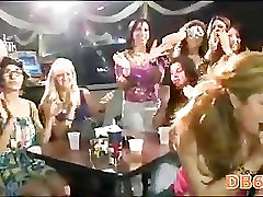 Girl gets fucked while her friends
