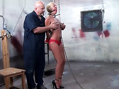 Hard arab girl doggy Sex With A actual step mom Blonde