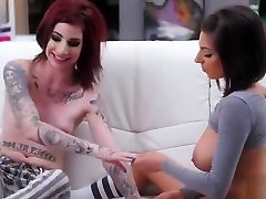 Big kimiko porn 3d anime porn cartoon high school video featuring Darcie Dolce and Sheena Rose