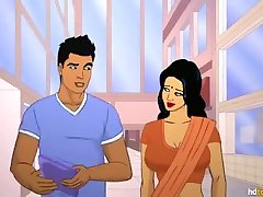 Hot Indian house wice Cartoon Part2