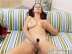 Mėgėjų Antonie naudojant brezzer naughty penis