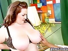Fat bbw girl fucked hard and deep