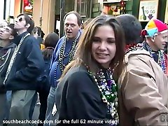 hot girls flashing abbey brooks twinkle and pussy on the streets of new orleans mardi gras