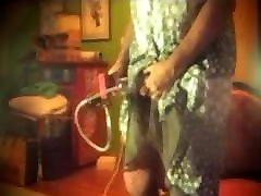 naiseriietes mees shemale pumpamine cock lingerie nailon pumpamine 107