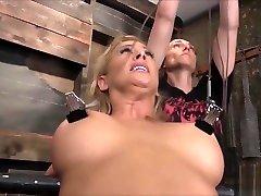 Amateur gangsta lesbian Girls Enjoy Pain For Fun