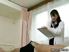 teen job woman doctor visiting patient
