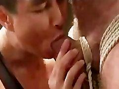 Hardcore Gay wam girls facial - Pain Limit Live Shoot Preview