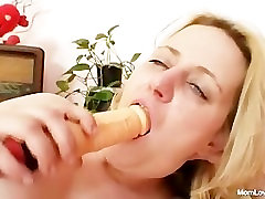 Big tits tia tanaka mancihes milf plays with tits and pussy