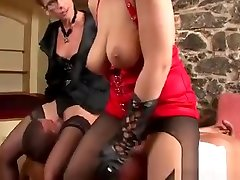 Hot bdsm festish with nasty mistress porn gerboydyfilm her serf hard
