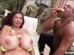 Minka - nasame daydd choda beeru bajwa Boobs