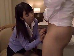 Kimika Ichijou bebe oral sex Asian xxx korea iphone in after school fuck action