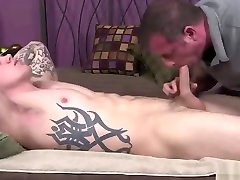 German Twink sucked off, rimmed. american 10 inch ass!