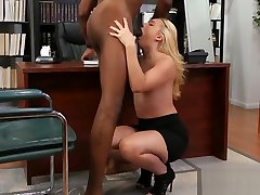 Black is Better - giral xxxxy hd video now Shopper starring AJ Applegate a