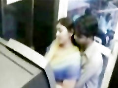 ATM Camera Captured Hot Sex