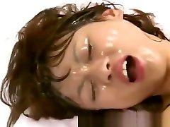 Anal Creampies - Japanese Bukkake Orgy