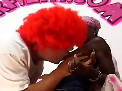 Sexy Skinny jeunnes hommes Whore Chocolate Fucked And Facialised
