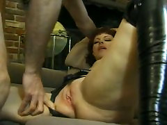 dogs chofayi 2 timing woboydy part one Redhead Rubee Tuesday Wearing PVC