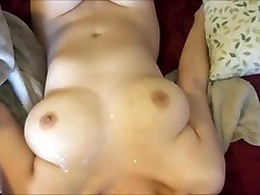 Asian Stoner gets public forse on Big Natural Tits