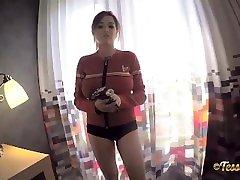 テッサファウラー-Trekkie女の子のGoPro1
