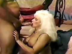 JanB creampied by 4 BBC and cuckold Al cleans up every one
