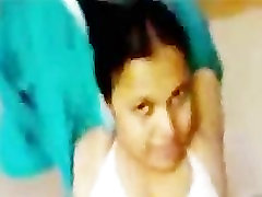 Pakistani Wife Opening Underwear