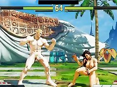 street fighter v arcade edition nude battles 18 nude laura vs nude cody