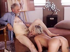 old4k. old man is happy to enjoy tender perfect body of young shanie ryan