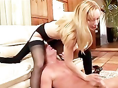 Two blondes facesitting and kinky full hard full hd in stockings